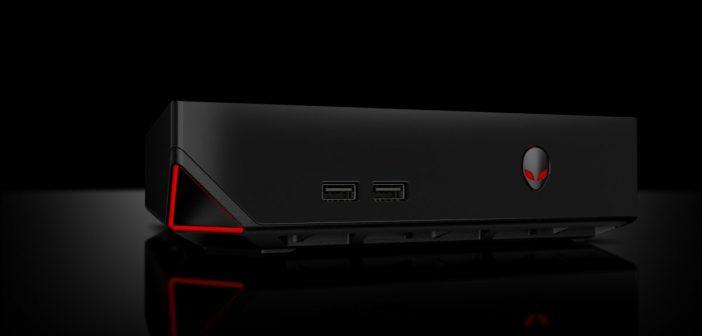 La console de salon Alienware Alpha approche à grands pas