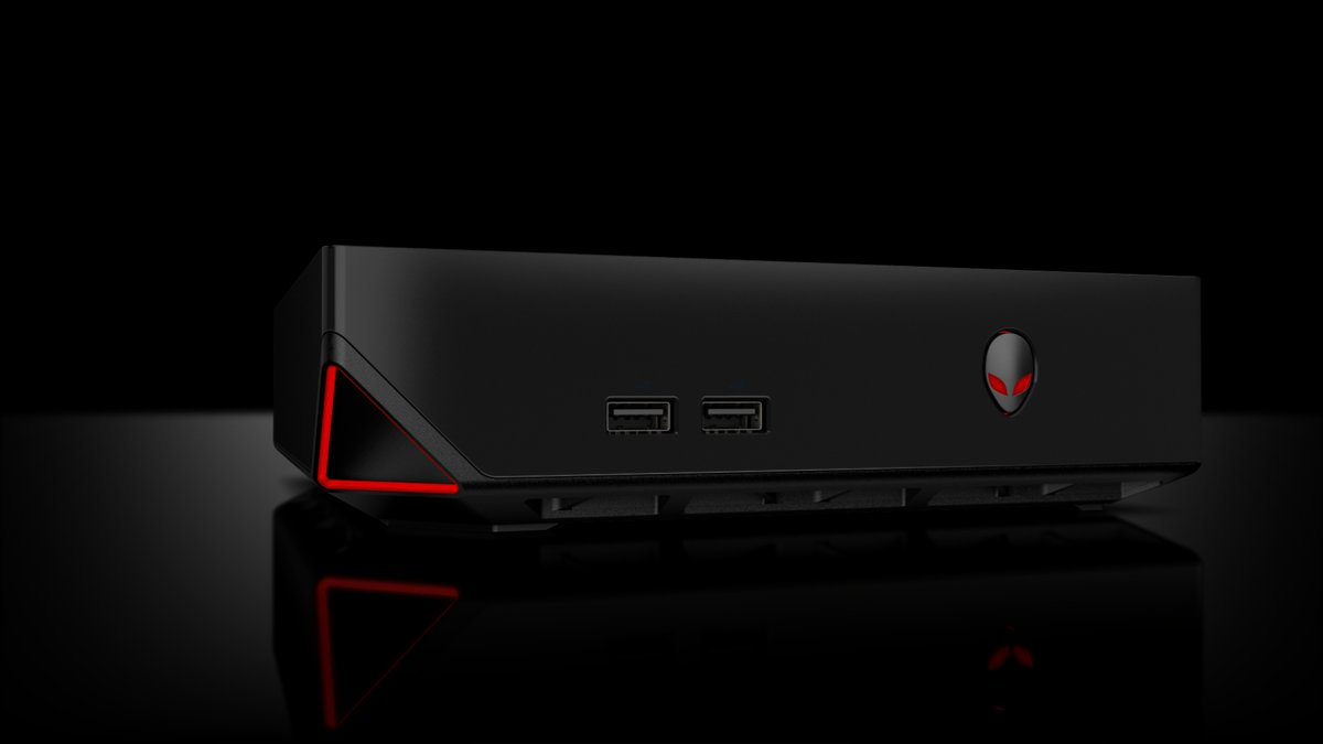 alienware alpha steam machine