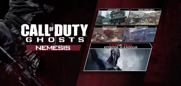 Dlc Call of Duty: Ghosts Nemesis