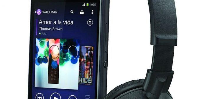 Bon plan : Sony Xperia E1 + ZX100 à 59€