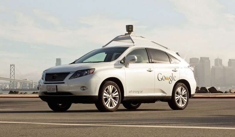 Lexus-Google