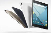 Nexus 9 214x140 Front