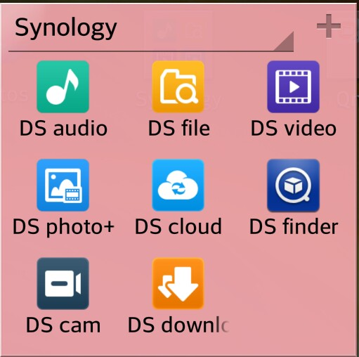 Synology-mobile