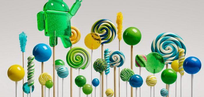Ma première semaine avec Lollipop