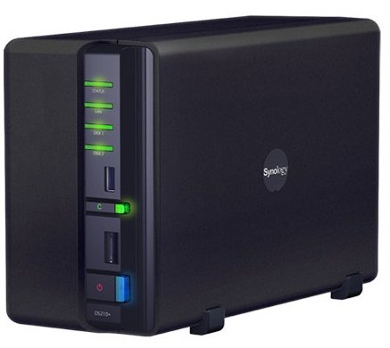 synology-ds210+