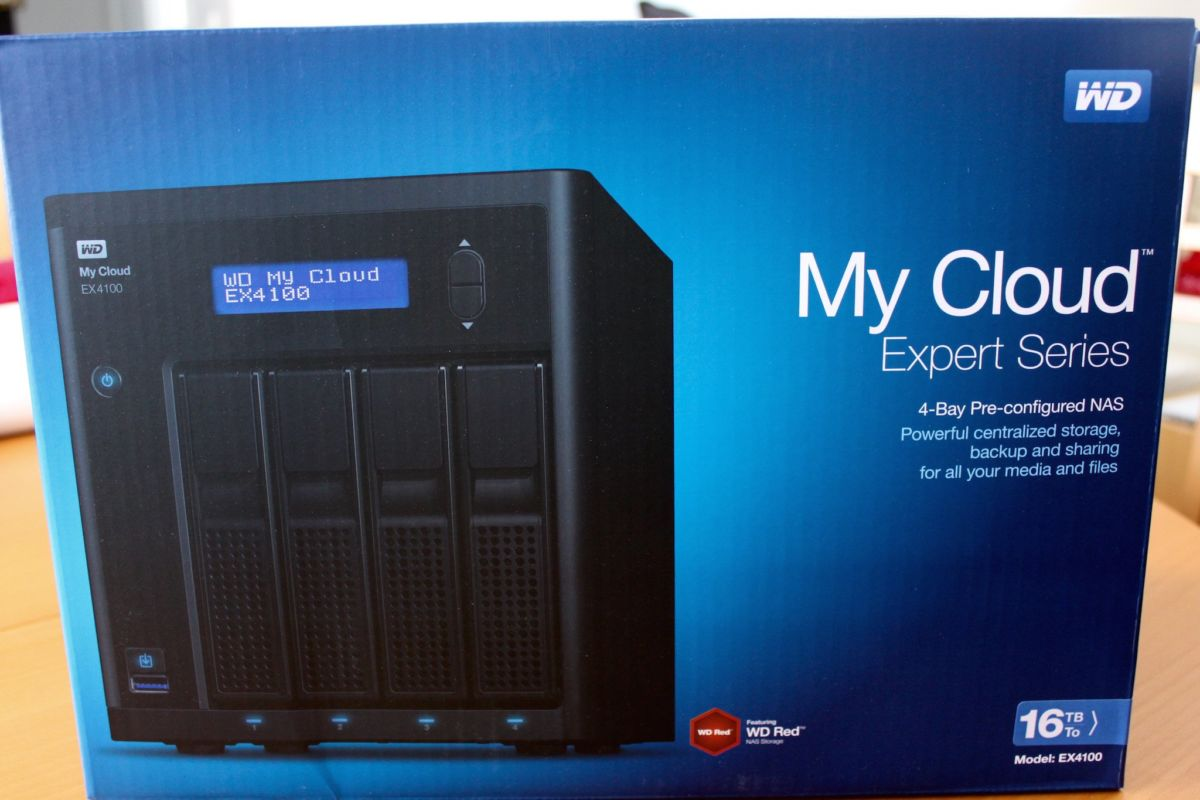 Test_NAS_WD_My_Cloud_EX4100
