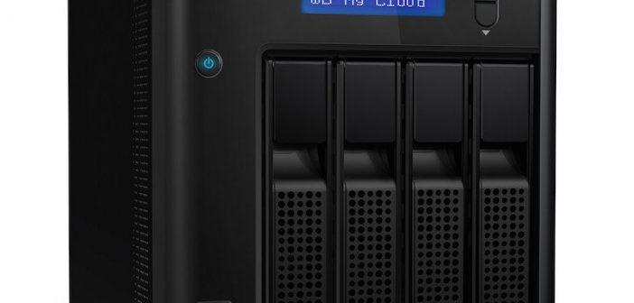 WD My Cloud EX2100 et EX4100