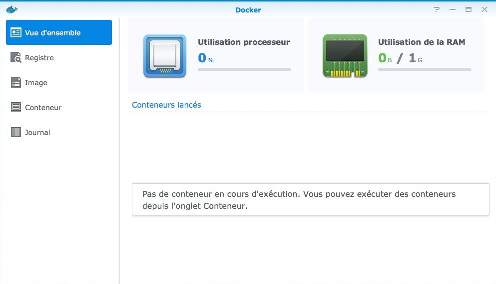 docker-synology-vue-general