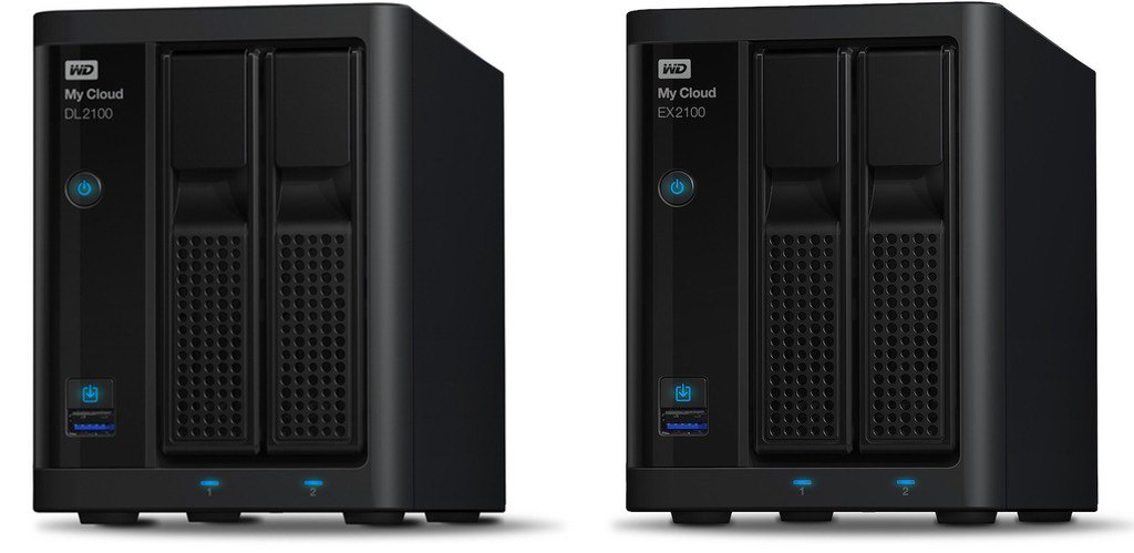 WD-DL2100-EX2100