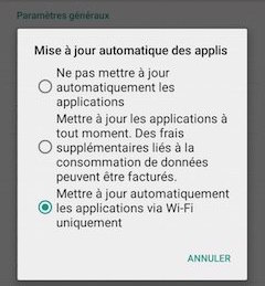 WiFi-uniquement-android