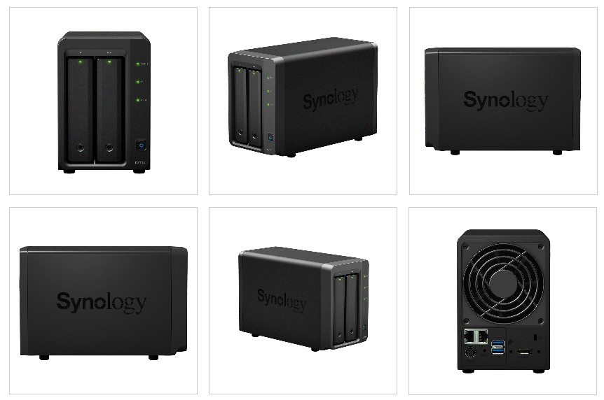 synology-DS715