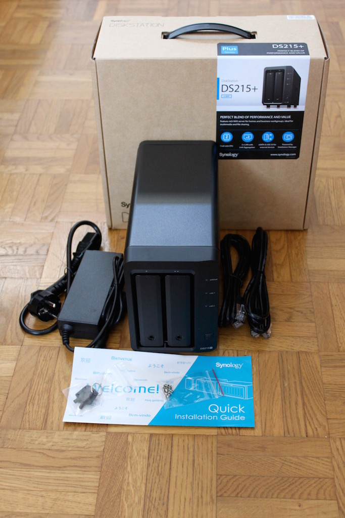synology-ds215+