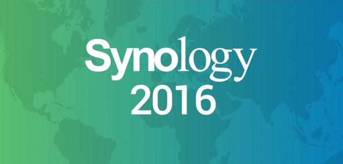 Synology DSM 6.0 arrive…