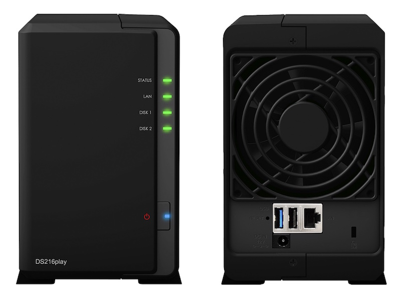 Synology-DS216play