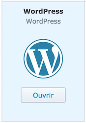 ouvrir-wordpress-synology