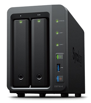 synology-DS716+II