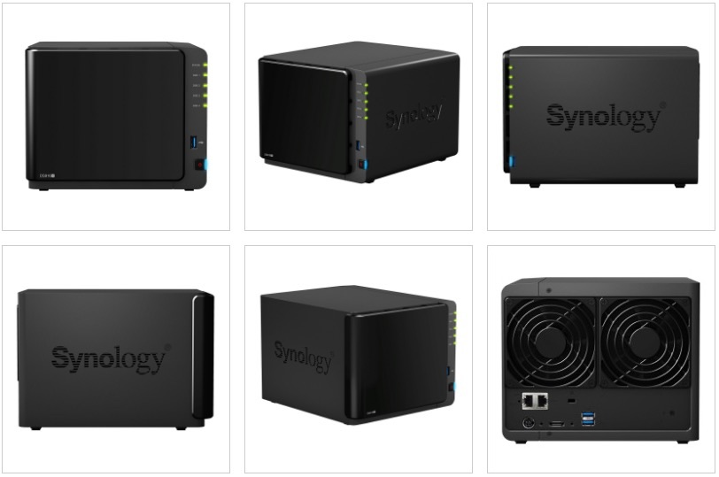 synology-ds916+