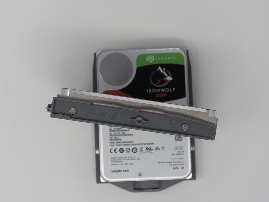 test seagate ironwolf 12To