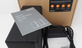 test synology ds218play