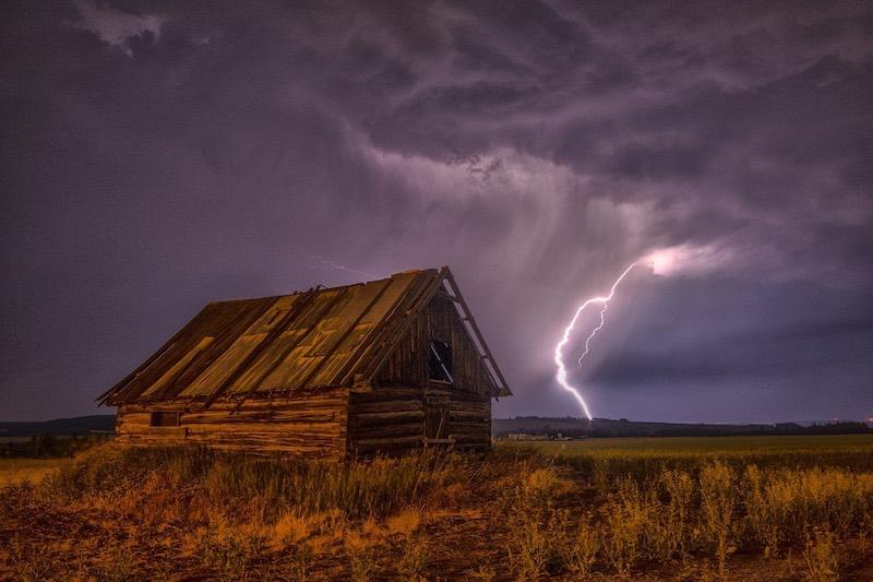 orage onduleur