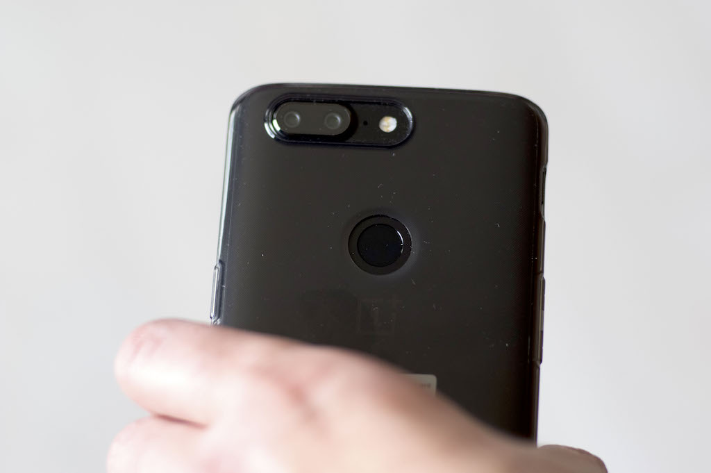 OnePlus 5T arriere