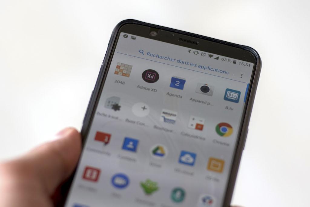 Le OnePlus 6 proposera une option pour cacher l'encoche