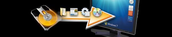 restaurer pc NAS facile : Sauvegarder / Réinstaller son PC